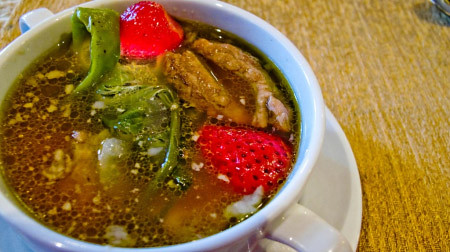 Strawberry Sinigang - Photo by EntrepreMom.info