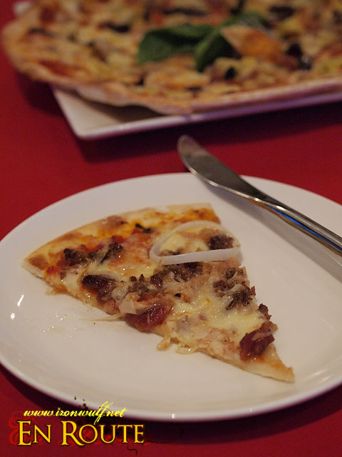 Olives Wood-Fired Pizza