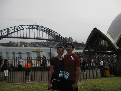 9k Sydney Bridge Run