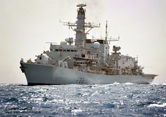 HMS Somerset (Defence Images) Tags: uk ship military free equipment british frigate defense defence arabiangulf royalnavy type23 ffg dukeclass hmssomerset