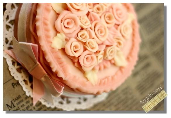 教學蛋糕皂 076