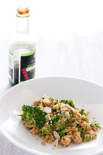 broccoli with couscous-2