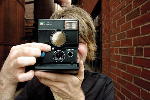 """Pat Sansone / """"!00 Polaroids"""""""
