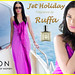 Ruffa AVON Collaboration - Perfume Jet Holiday 2010
