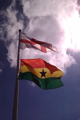 England & Ghana