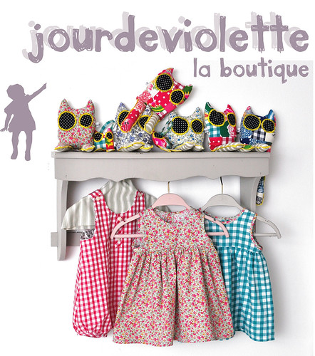 jourdeviolette la boutique