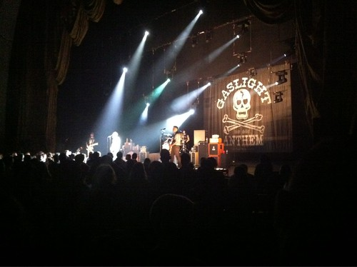 The Romeos uptown #gaslight_anthem
