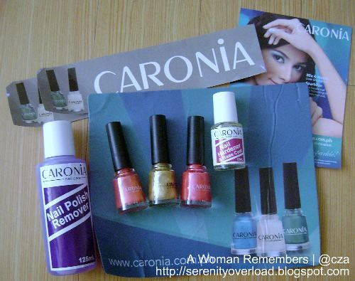 caronia, caronia nail polish, nail care, nail color