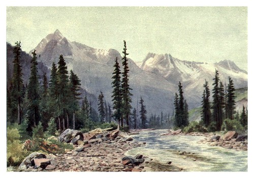 009-Monte Cheop-Canada-1907- Thomas Martin Mower