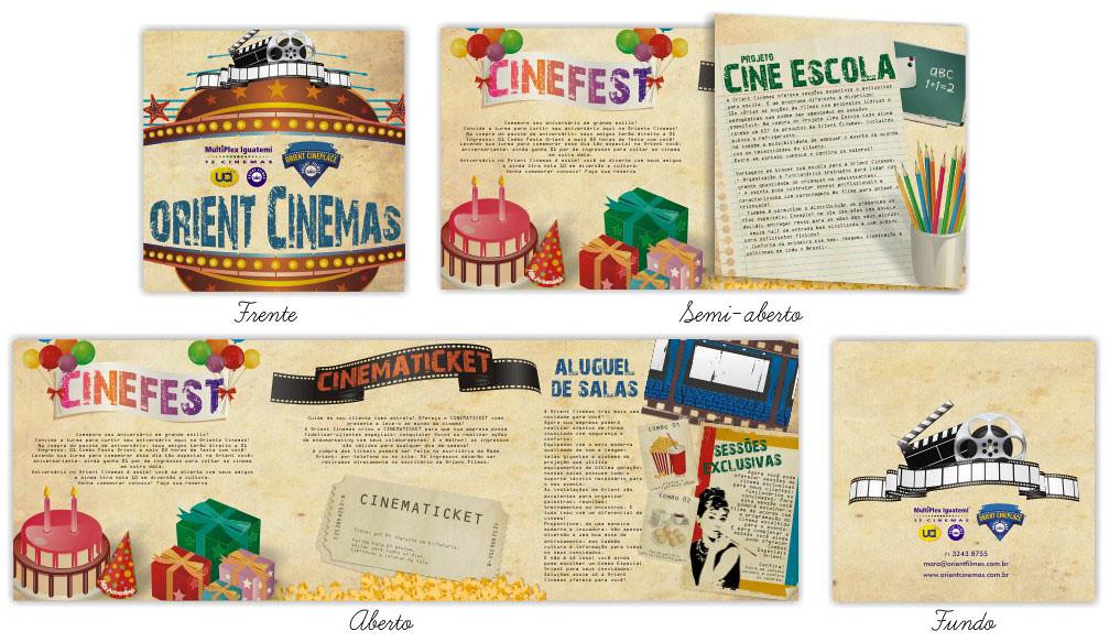 Multiplex Iguatemi | Folder Cine Place