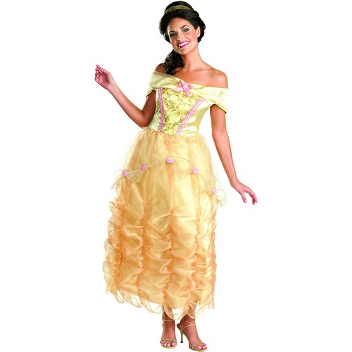 Beauty and the Beast Belle Deluxe Adult Costume