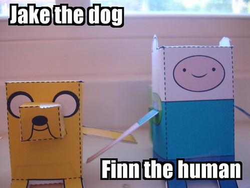 Finn The Human