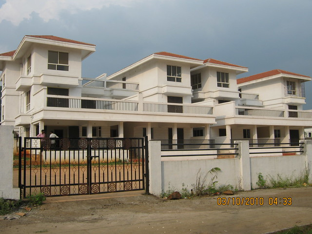 Shreeji Properties' Forest View Bungalows at Somatane PhataIMG_3130