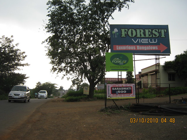 Shreeji Properties' Forest View Bungalows at Somatane PhataIMG_3158