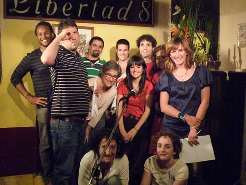 Poetry Slam Septiembre 2010.