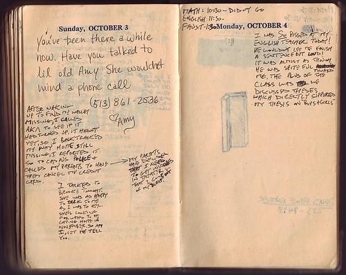 1954: October 3-4