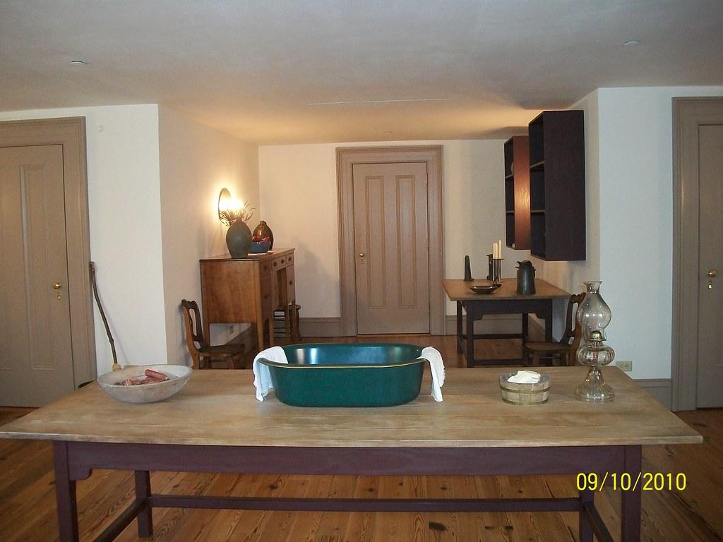 Photo 4 - Kitchen Prep Area