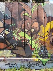 Owl (dschweisguth) Tags: sanfrancisco mural foundinsf