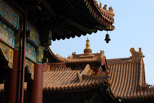 w42 - Lama Temple Roofs