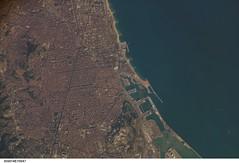 Barcelona, Spain (NASA, International Space Station Science, 12/30/06)