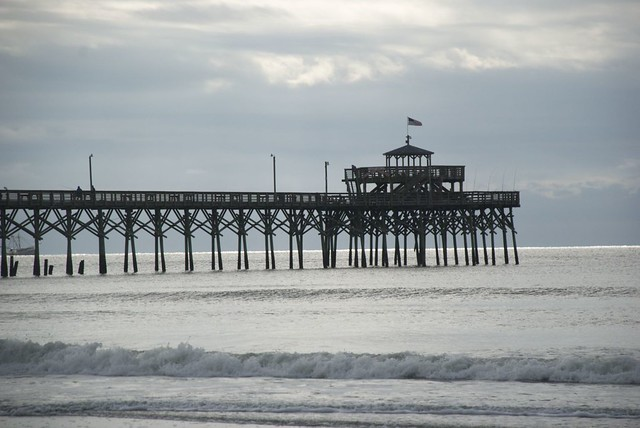 Pier at North Myrtle Beach
