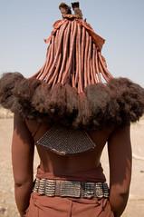 141_7655 (IlaDM) Tags: africa wild people african culture august tribal safari afrika tribe ethnic namibia tribo etosha himba afrique namib ethnology tribu namibie tribus ethnie