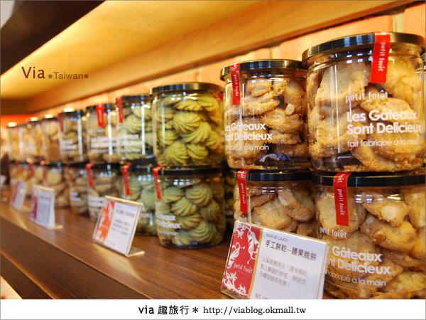 【台中】富林園洋菓子~夢幻童話建築及蛋糕的美妙結合21