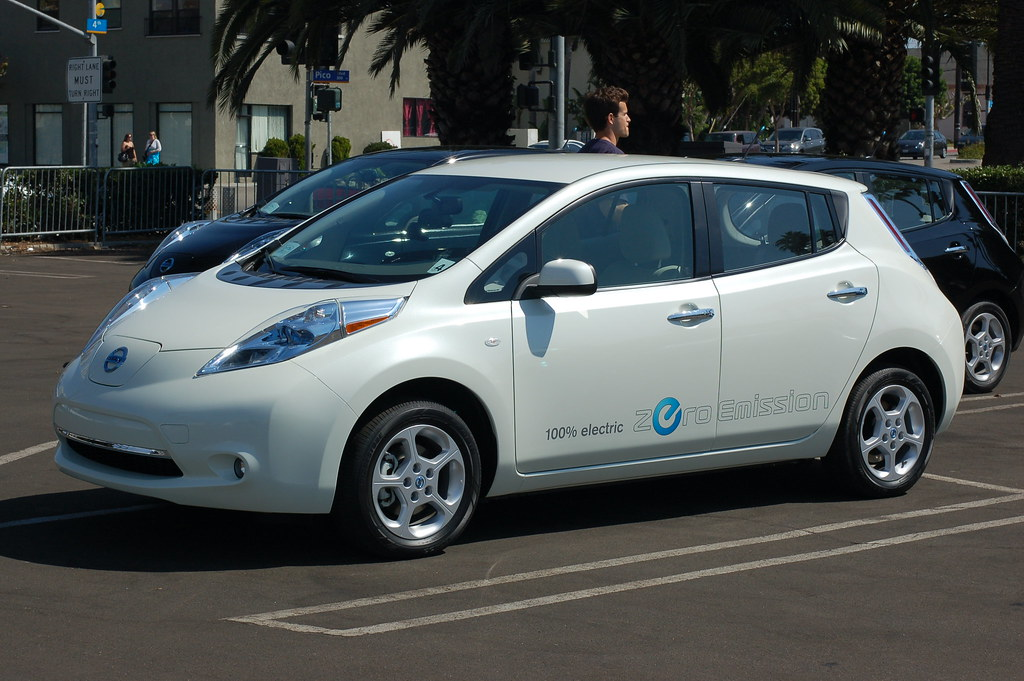 Is Blue Color Really The Best To Maintain My Nissan Leaf Forum