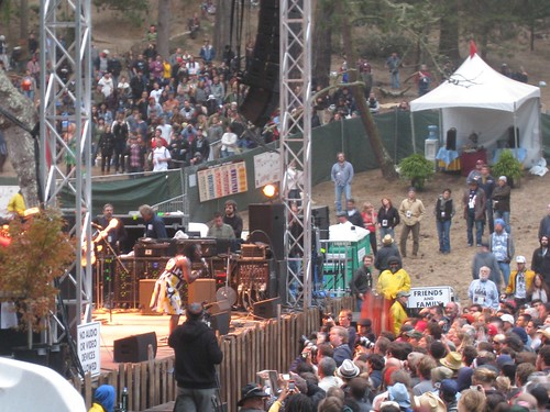 Hardly Strictly Bluegrass Festival 2010