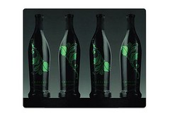 Ambrosia Absinthe Bottles, Display (Jessica A. Cerrato) Tags: party green classic glass illustration vintage portland logo typography photography design bottle graphic bottles display designer web c stock goth minimal clean artnouveau negativespace absinthe packaging classical organic minimalism nouveau proportion limited edition brand stationery promotional branding decadence ambrosia steampunk whitespace decadent goldenratio ruleofthirds satine brandbook classicproportions classicalproportions feevert