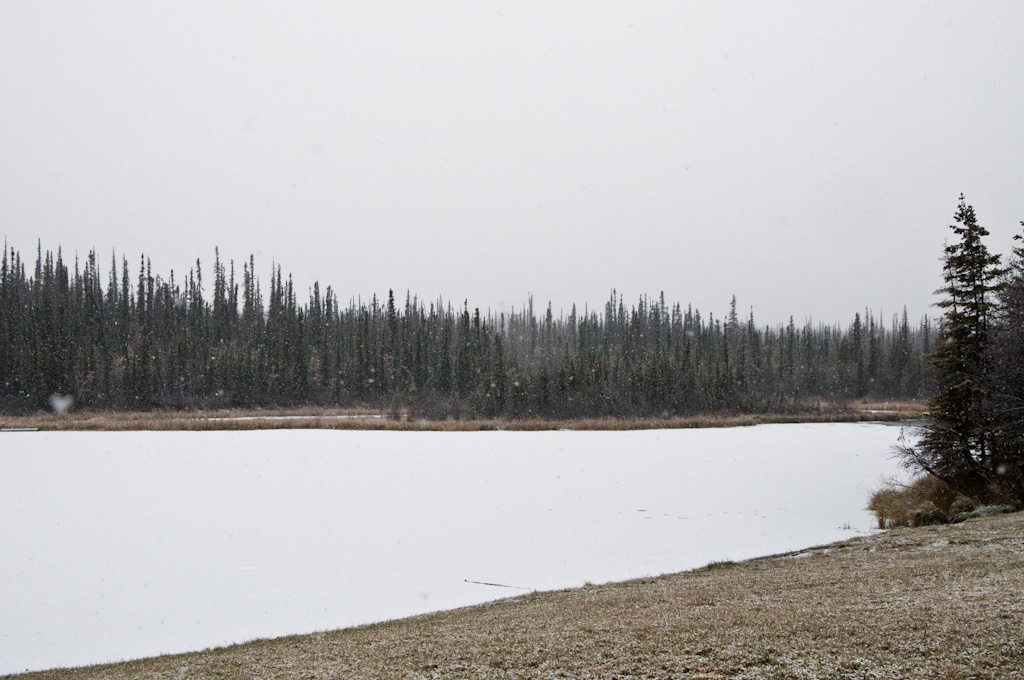 Snowy Ballaine Lake
