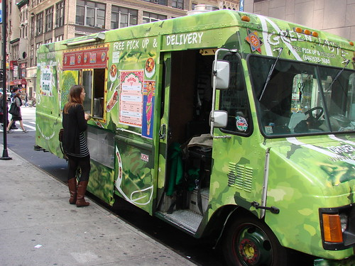 Green Taste Truck
