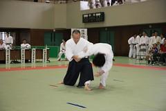 団体指導者演武 平林先生