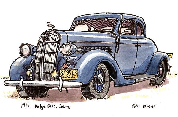 1936 dodge ram