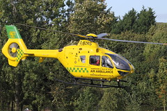 G-BZRS (John Ambler) Tags: no air hampshire ambulance helicopter isle hex wight serial t2 ec135 0166 gbzrs hampshireandisleofwight 4008d1