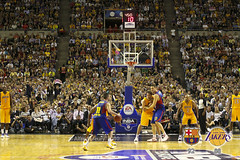 FCBarcelona  -  Los Angeles Lakers (Dakinho) Tags: barcelona basketball club los angeles bryan kobe futbol jordi nba lakers pau sant palau baloncesto gasol fcb basquet euroleague lalakers