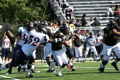 Bowie State University vs. Virginia State University (Kevin Coles) Tags: sports canon football ncaa 2010 divisionii hbcu ciaa blackcollegesports october22010 bowiestateuniversityvsvirginiastateuniversity