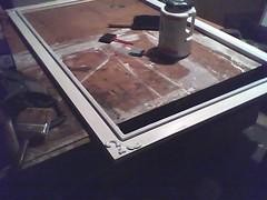 Gessoed Frame