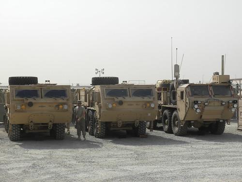 Oshkosh Defense repotencializa Veículos do US Army