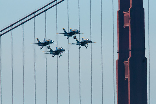 Fleet Week 2010 - Blue Angels