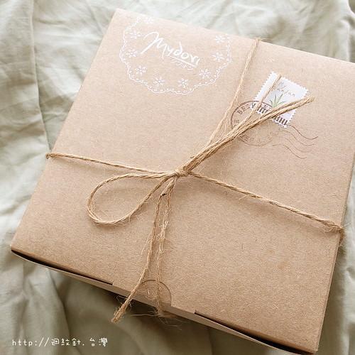 mydorichiffon 包裝盒