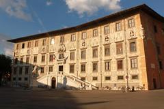 Unterwegs in Pisa