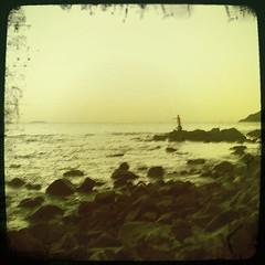 Am Strand von Quercianella