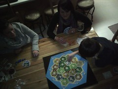 Playing Settlers