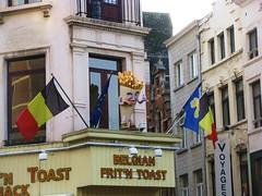 Belgian Frit 'n Toast