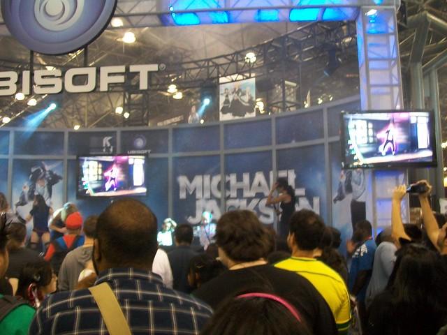 Ubisoft Michael Jackson