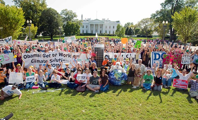 Global Work Party on 10/10/10 Largest Day of Environmental Action Ever
