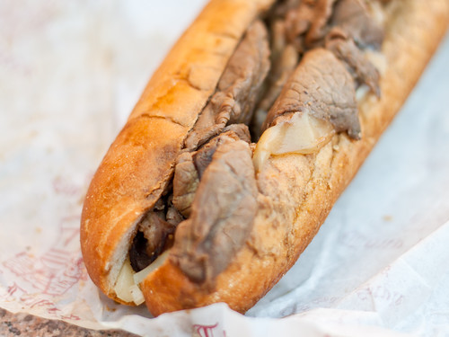 Roast beef Italian (Tony Luke's)