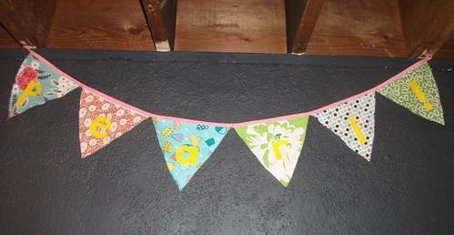playroom pennants