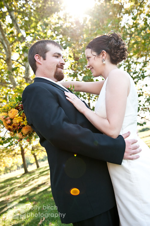 Sarah+Kevin | University of Illinois Arboretum wedding